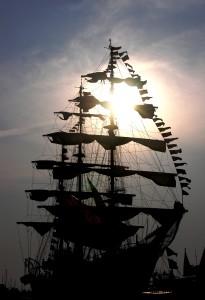 Skorbut galt früher als Geißel der Schifffahrt