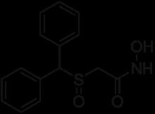 Adrafinil Formel