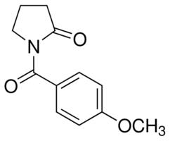 Aniracetam Formel